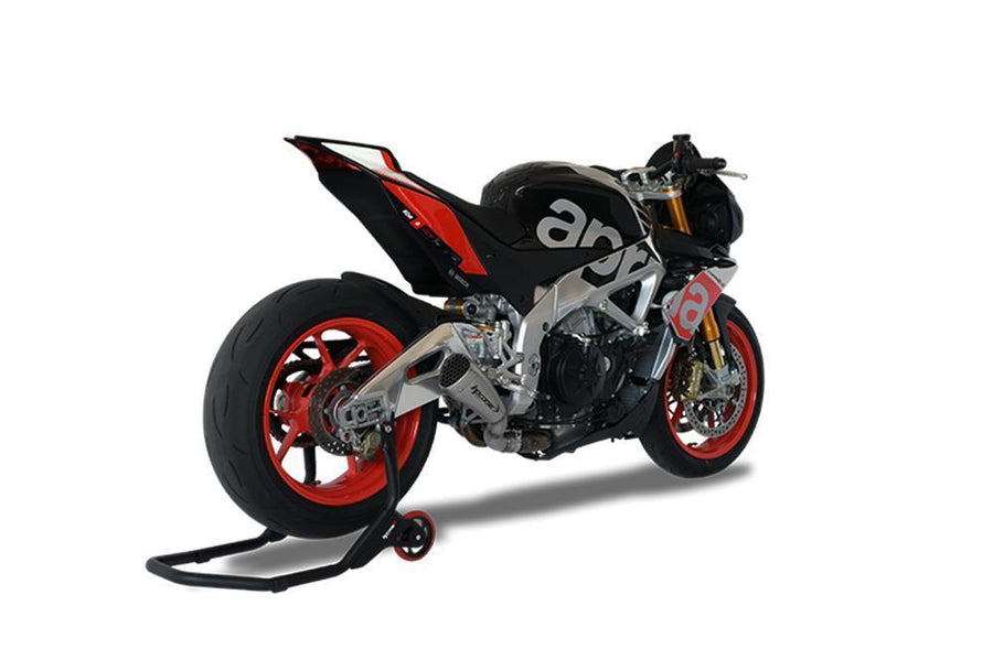 Aprilia Tuono V4 1100 MY15 Exhaust Short Slip on Hydroform HP Corse-Exhaust Systems-DESIGN CORSE