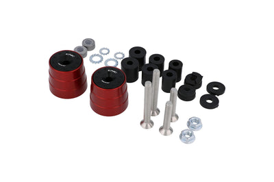 CNC Racing Bi-Color Bar End Caps-Handlebar Ends Sliders-DESIGN CORSE