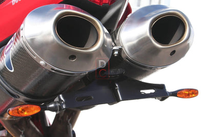 Ducati 1098 1198 Licence Plate Tail Tidy Kit-Tail Tidy Fender Eliminators-DESIGN CORSE