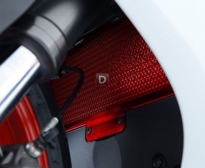 Ducati 1199 / 1299 Panigale Radiator Guards Kit R&G-Radiators & Cooler Guards-DESIGN CORSE