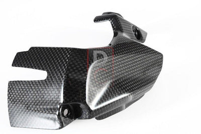 Ducati 1199 / 959 Panigale Carbon Sprocket Cover MOTOCORSE-Front Sprocket Covers-DESIGN CORSE
