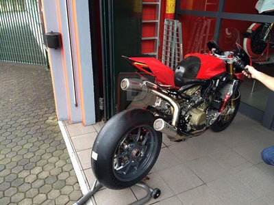 Ducati 1299 1199 Panigale Full Race Exhaust System-Exhaust Systems-DESIGN CORSE