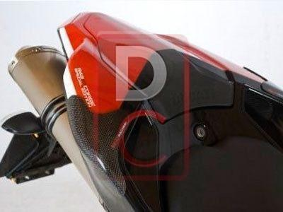 Ducati 848 1098 1198 Carbon Tail Sliders-Frame & Engine Sliders-DESIGN CORSE