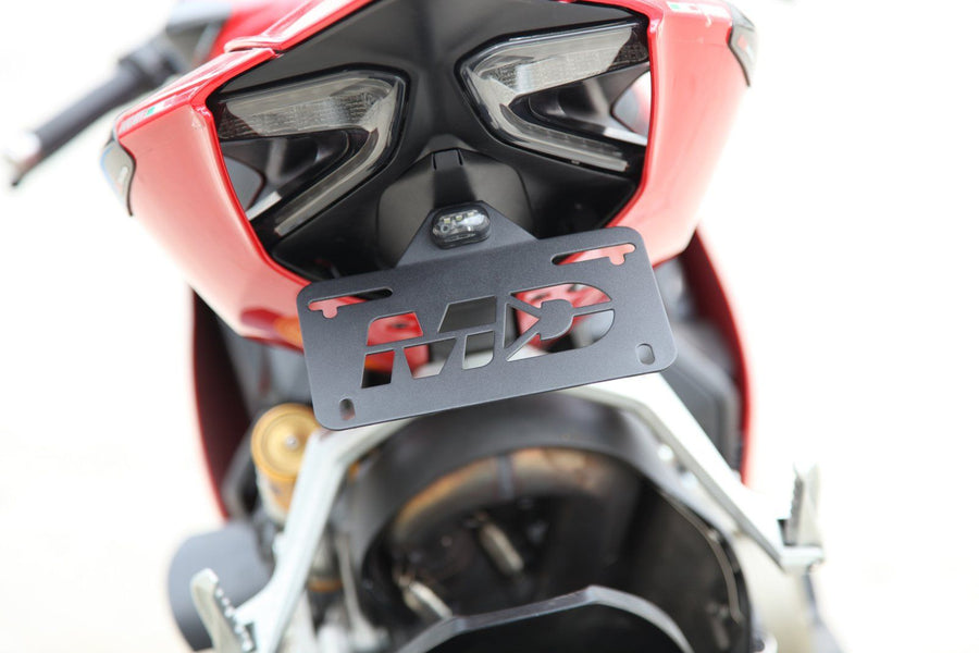 Ducati 899 / 1299 Panigale Fender Eliminator Tail Tidy Motodynamic