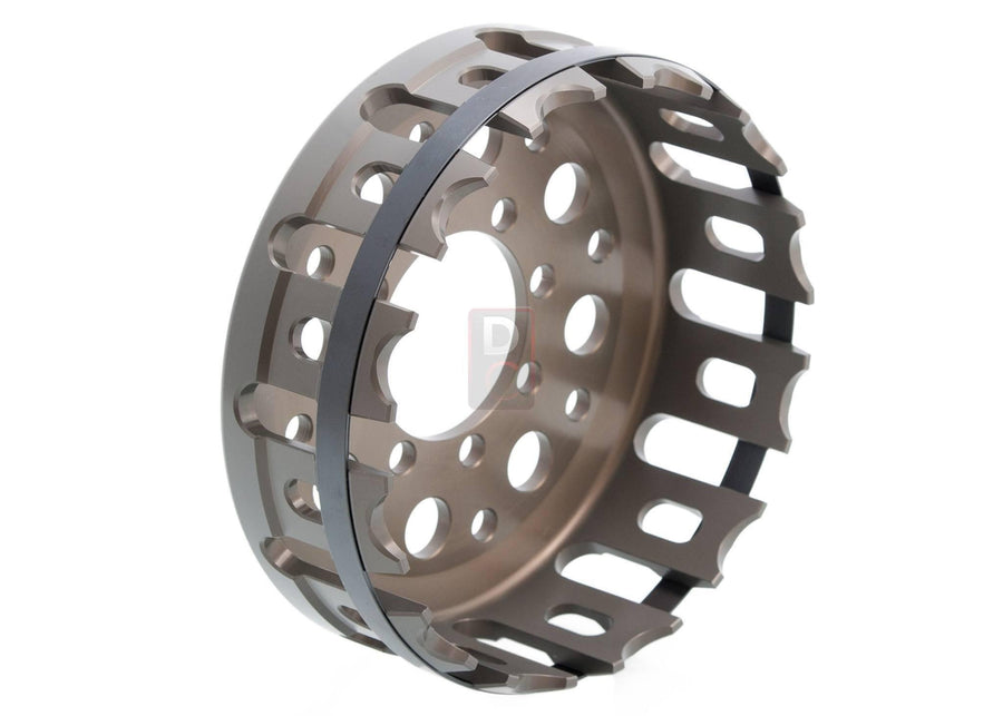 Ducati Dry Clutch 12T Basket CNC Racing-Clutch Baskets & Plates-DESIGN CORSE