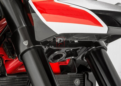 Ducati Hypermotard 821 / Hyperstrada Triple Clamp Kit-Yokes, Triple Tree Clamps-DESIGN CORSE