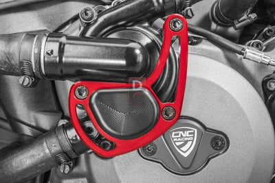 Ducati Monster 1200 / Diavel Waterpump Guard-Water Pumps-DESIGN CORSE