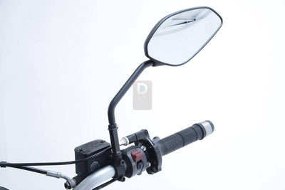 Ducati Monster 1200 Mirror Risers R&G-Mirrors & Accessories-DESIGN CORSE
