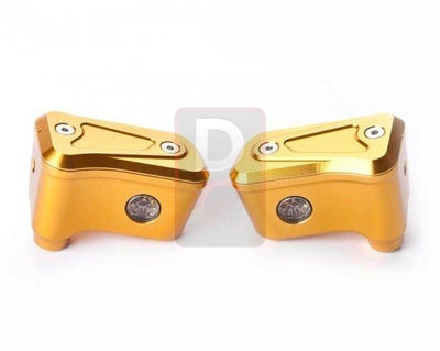 Ducati Monster 1200 Oil Fluid Integrated Tank Reservoirs-Fluid Reservoirs-DESIGN CORSE