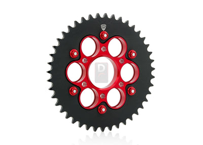 Ducati Monster 1200 / V4 Panigale Quick Change Sprocket Nuts-Bolts, Screws & Nuts-DESIGN CORSE
