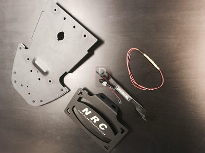 Ducati Monster 696 / 1100 Tail Tidy Integrated Signals Kit-Tail Tidy Fender Eliminators-DESIGN CORSE