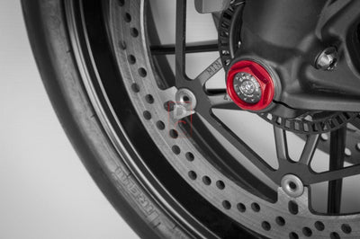 Ducati Monster 796 / Hypermotard 1100 Front Axle Small Wheel Nut-Wheel Nuts-DESIGN CORSE