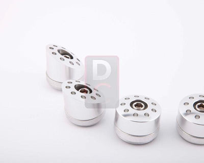 Ducati Monster 821 / 1200 S Billet Frame Plug Kit-Frame Plugs-DESIGN CORSE