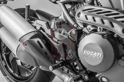 Ducati Monster 821 / Multistrada 950 Exhaust Guard Bolt Kit-Bolts, Screws & Nuts-DESIGN CORSE
