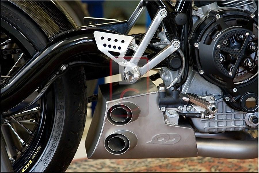 Ducati Monster 900 Qd Ex Box Exhaust