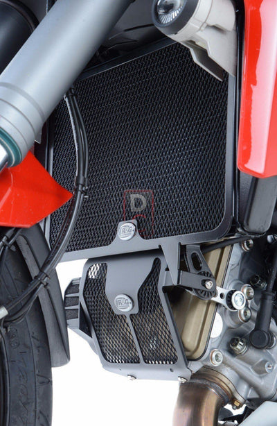 Ducati Multistrada 1200 '14 Head Guard-Frame & Engine Sliders-DESIGN CORSE