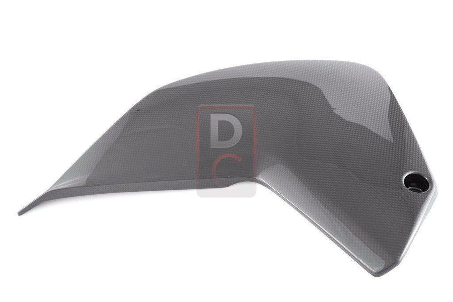 Ducati Multistrada 1200 Carbon Left Fairing Panel MOTOCORSE-Carbon Fiber-DESIGN CORSE