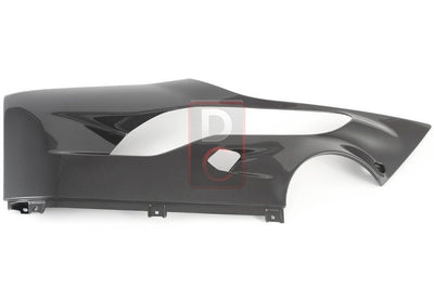 Ducati / MV Agusta Motorcycle Products - Ducati 899 1199 Carbon Lower Right Fairing MOTOCORSE