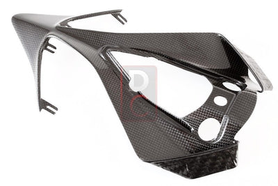 Ducati / MV Agusta Motorcycle Products - Ducati 899 1199 Carbon Undertail Protection Cover MOTOCORSE