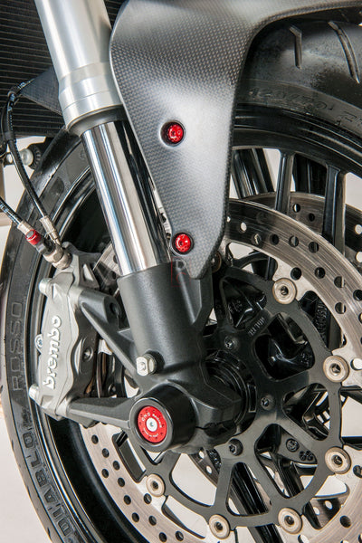 Ducati / MV Agusta Motorcycle Products - Ducati 899 Panigale / Diavel 1200 Front Mudguard Screws Kit