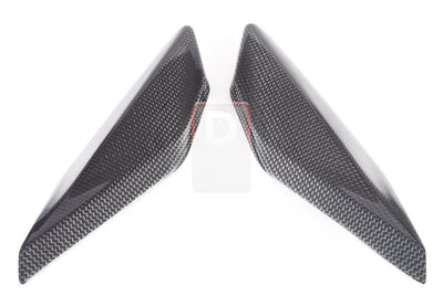 Ducati / MV Agusta Motorcycle Products - Ducati 959 1199 Carbon Undertank Covers MOTOCORSE