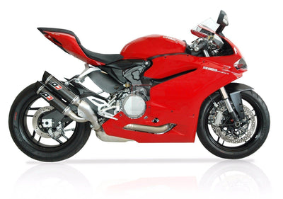 Ducati / MV Agusta Motorcycle Products - Ducati 959 Exhaust QD Magnum Slip On Kit