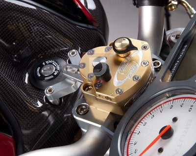 Ducati / MV Agusta Motorcycle Products - MV Agusta Brutale 910 Rotary Steering Damper Scotts