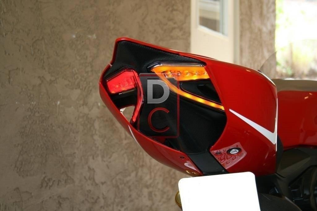 Excellent Ducati Led Tail Light Wiring Diagram Basic Electronics Wiring Diagram Wiring 101 Tzicihahutechinfo
