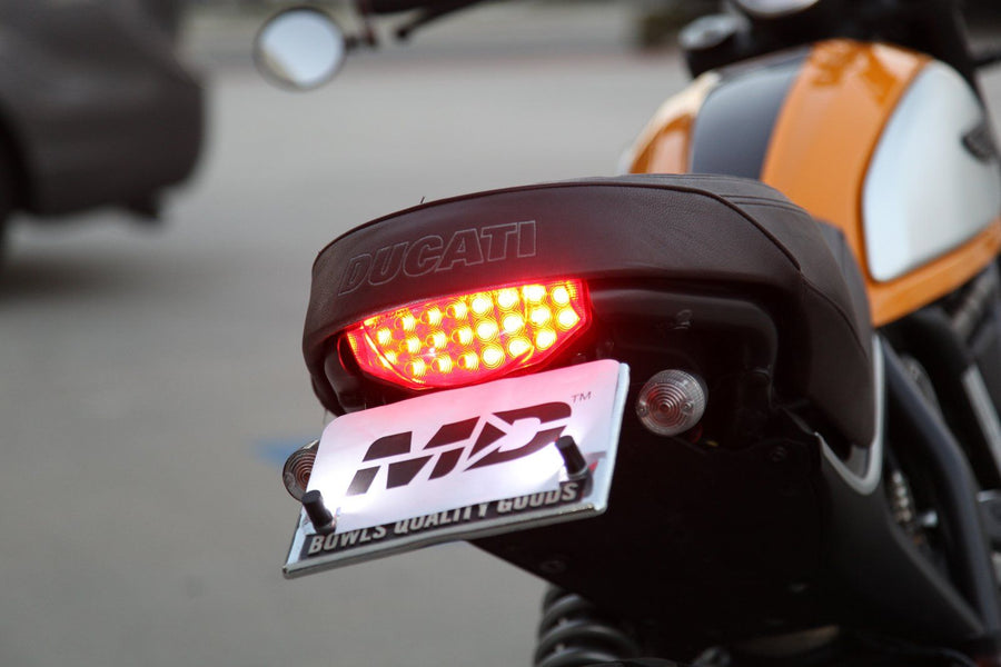 Ducati Scrambler LED Sequential Taillight 2015-2018