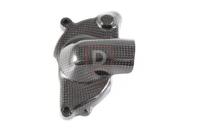 Ducati Streetfighter 848 Carbon Waterpump Cover MOTOCORSE-Carbon Fiber-DESIGN CORSE