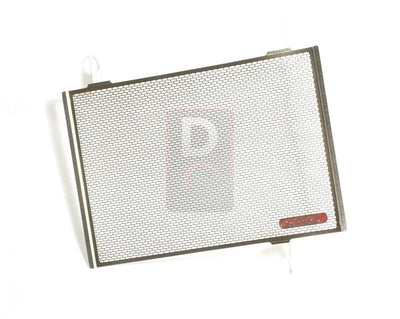 Ducati Streetfighter 848 Upper Titanium Radiator Cover-Radiators & Cooler Guards-DESIGN CORSE