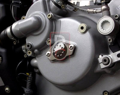Ducati Timing Inspection Cover MOTOCORSE-Alternator & Timing Covers-DESIGN CORSE