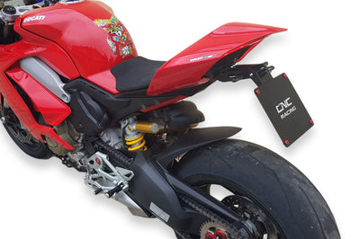 Ducati V4 / S Panigale Tail Tidy Fender Eliminator Kit-Tail Tidy Fender Eliminators-DESIGN CORSE