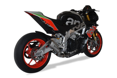 Aprilia Tuono Aftermarket Exhaust Systems | Design Corse
