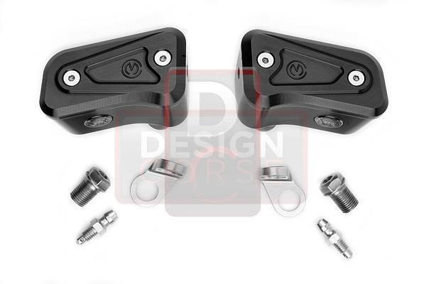 Motocorse Brake / Clutch Brembo RCS Fluid Reservoir Integrated Tanks-Fluid Reservoirs-DESIGN CORSE