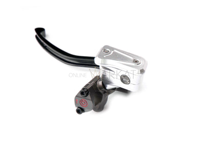 Motocorse Naked Clutch Integrated Reservoir Radial Brembo-Fluid Reservoirs-DESIGN CORSE