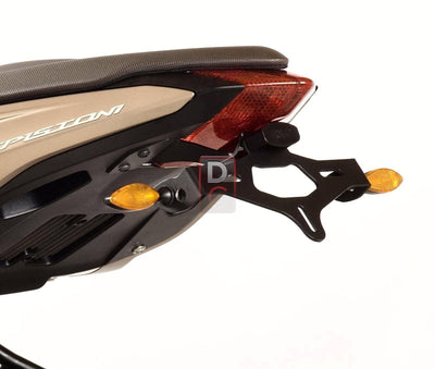 MV Agusta Brutale 675 800 Tail Tidy R&G-Tail Tidy Fender Eliminators-DESIGN CORSE