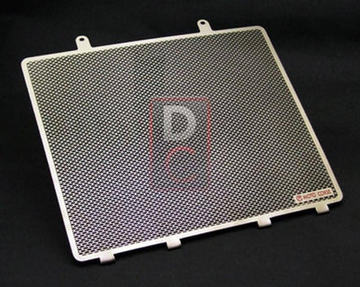MV Agusta Brutale 910 / 1078 Radiator Titanium Guard-Radiators & Cooler Guards-DESIGN CORSE