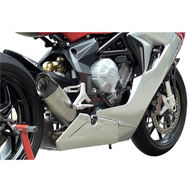 MV Agusta F3 675 / 800 Exhaust Low Slip on EvoExtreme 310-Exhaust Systems-DESIGN CORSE