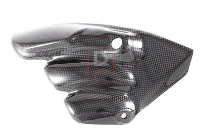 MV Agusta F3 800 Carbon Exhaust Shield Motocorse-Carbon Fiber-DESIGN CORSE