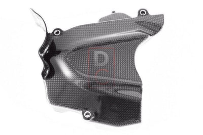 MV Agusta F3 800 Carbon Front Sprocket Cover Motocorse-Front Sprocket Covers-DESIGN CORSE