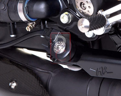 MV Agusta F3 800 / Dragster Titanium Side Stand Switch Bolt-Bolts, Screws & Nuts-DESIGN CORSE