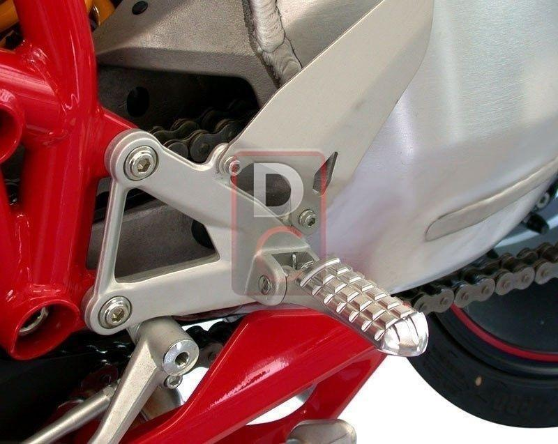 MV Agusta F4 / F3 / Brutale Rider Footpegs Set MOTOCORSE-Footpegs & Toe Pegs-DESIGN CORSE