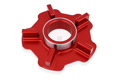 MV Agusta Sprocket Carrier Cover Flange-Sprocket Carriers & Covers-DESIGN CORSE