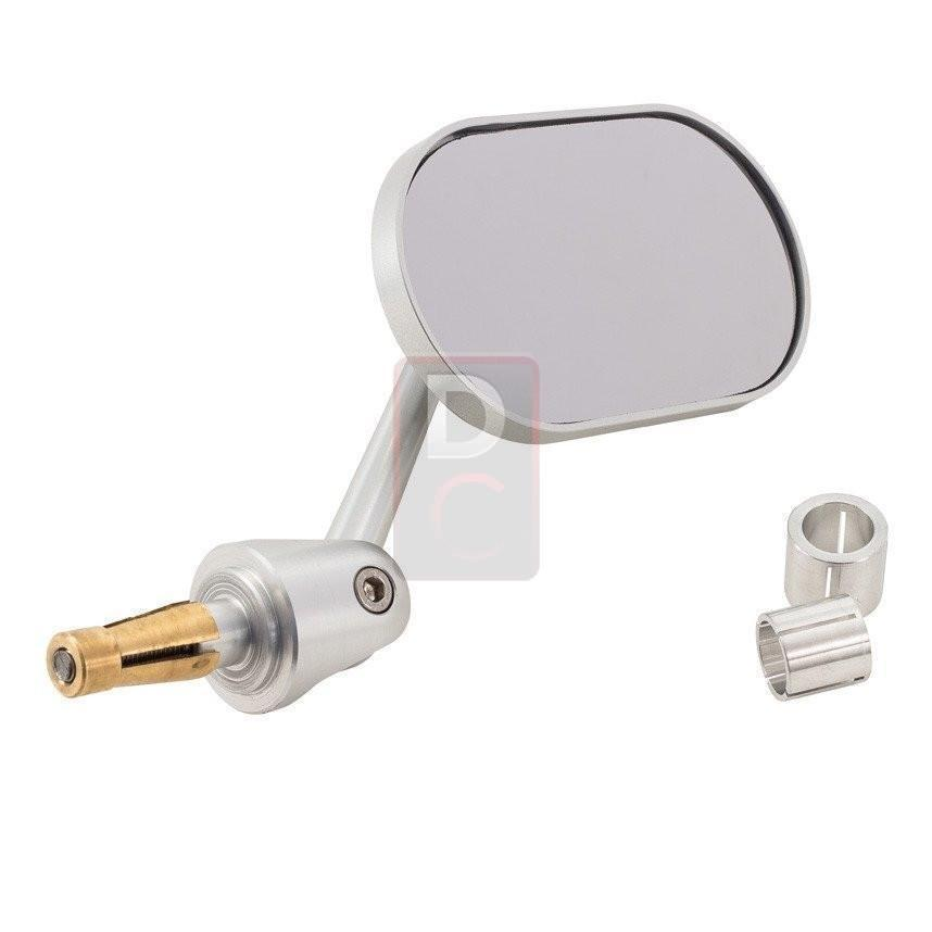 Oberon Performance Adjustable Bar End Mirrors-Mirrors & Accessories-DESIGN CORSE