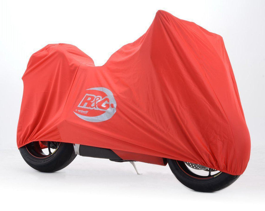 R&G Racing Indoor Motorcycle SBK / Streetbike Dust Cover-Bike Covers-DESIGN CORSE