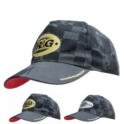 R&G Racing Track Head Cap One Size fits All-Decals, Stickers & Apparels-DESIGN CORSE