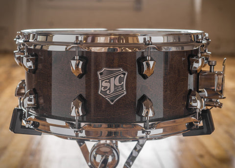 Ghost Black Gloss Snare - #330
