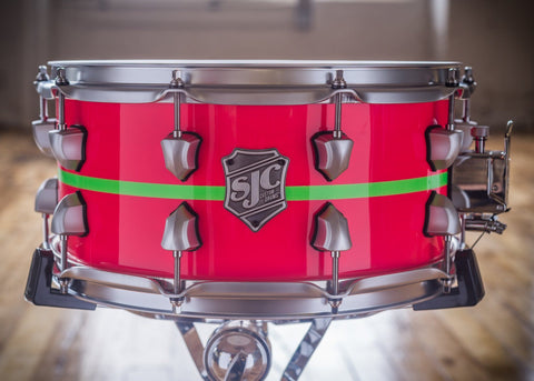 Psychedelic Watermelon Snare - 333