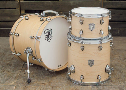 SJC Custom Drums USA Custom Drum Kit Maple